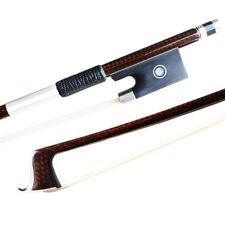 NEW 4/4 Size Advanced Diamond Carbon Fiber Violin Bow Pernambuco Performance
