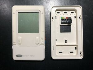 ~~Carrier~Infinity~SYSTXCCUIZ01~~Programmable Digital Zone Thermostat~~~
