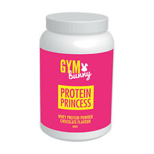 GYM BUNNY PROTEIN PRINCESS WHEY PROTEIN ISOLATE POWDER CHOC – 100% PROTEIN