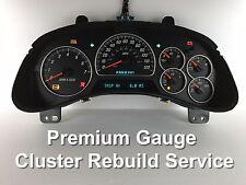 Chevy GMC Speedometer Instrument Gauge Cluster REPAIR SERVICE