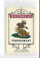 (Jc7939-100)  WHITBREAD,INN SIGNS,LONDON,THE TOURNAMENT,1973,#2