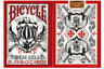Bicycle Templar Knights Playing Card Deck New - RARE - SEALED