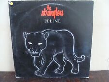 LP - The Stranglers ‎– Feline - VG+/EX -  Epic ‎– EPC 25237 - HOLLAND