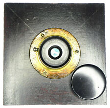 Bausch & Lomb Zeiss Anastigmat (Protar) Series V 6.5x8.5 Brass Lens #419130