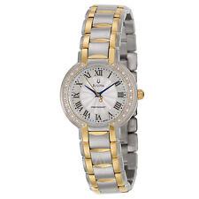 New Bulova Precisionist Fairlawn Diamond Women's Quartz Watch 98R161 $599 Retail