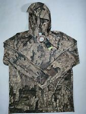 Under Armour IsoChill Brush Line Hoodie Realtree Timber Sizes L , XL 1348428 980