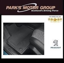 Genuine Peugeot 5008 Rubber Floor Mats 2017 Onwards 1616435480