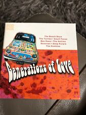 Various Artists - Generations of Love (Digibox) - Various Artists CD 5 Discs 60s