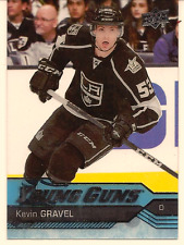 KEVIN GRAVEL 2016-17 UPPER DECK SERIES 2 YOUNG GUNS CLEAR CUT ACETATE ROOKIE
