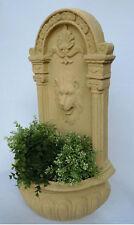 Wandbrunnen Blumenkasten Brunnen Pumpe Fiberglas CA24-a