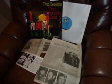Beatles, The World's Best, Odeon Deutescher Schallplatten Club 27408-8 LP newsp.