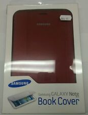 """samsung galaxy note 8.0"""" cover book cover red"""