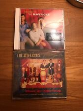 THE MAVERICKS THE BEST OF CD GREATEST HITS + DANCE THE NIGHT AWAY CD Single