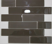 """COCO "" Linea sub way BROWN mosaic tiles backsplash tile bath kitchen floor bar"