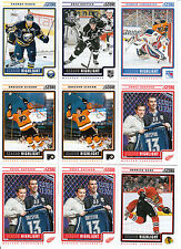 Complete Your 2012-13 Score Hockey Set - Pick 10 Cards