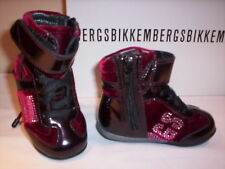 Scarpe scarpine stivaletti Bikkembergs neonata bimba sneakers primi passi new 19