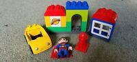 Lego Duplo Batman Series Superman Rescue with Superman 10543 no box