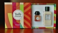 Hermes Twilly d'Hermes Duftset - Body Lotion 40ml + 7.5ml EDP für Damen -OVP&NEU