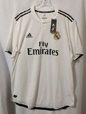 NWT Adidas Mens 2018/19 Real Madrid Home Stadium Climachill Jersey Sz XXL CG0561