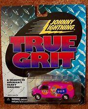 Johnny Lightning True Grit PEZ Van Die-Cast Metal Heavy Hauler 1:64 Scale - MOC