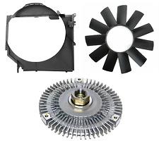 BMW 320i 323Ci 3225Ci 325xi 330i Fan Shroud Engine Blade Fan Clutch Kit NEW