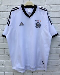 GERMANY NATIONAL TEAM 20022004 HOME FOOTBALL JERSEY SOCCER TRIKOT SHIRT VINTAGE