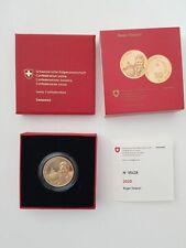 Roger Federer PP polierte Platte Proof Gold Münze Coin 50 Fr.