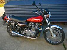 Kawasaki Motorcycles Classic, Collector Bikes