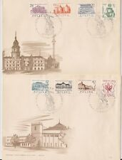 2 COVERS  POLAND POLOGNE. L745