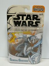 STAR WARS GENERAL GRIEVOUS SEALED ACTION FIGURE 2003 CLONE WARS CARTOON NETWORK