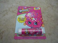 Shopkins D'Lish Donut Jelly Donut Flavored Lip Balm