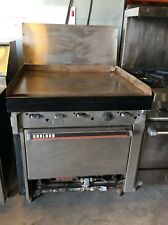 """34"""" Garland Griddle with Standard Oven M47R"""