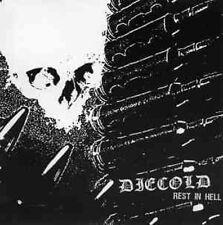 Diecold-Rest in Hell CD Old school black metal performed by Dusk members.