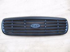 Ford Crown Victoria Grille 1998-2011 Matt Black 6W7Z-8200AA FO1200379 with Clips