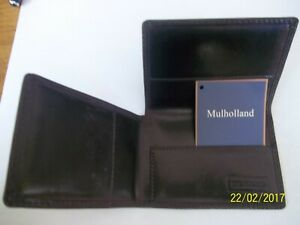 MULLAND BROTHERS WALLET NEW