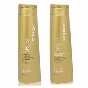 Joico K-pak Shampoo and Conditioner 10.1 oz 1 set