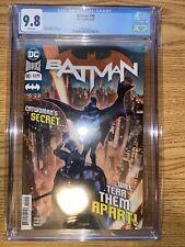 Batman #90 (CGC 9.8) - 1st print - 1st appearance of the Designer -