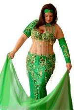 New Egyptian Custom-made Professional  Belly Dance Costume BELLYDANCE Outfit