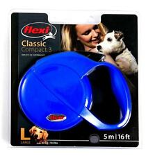 Flexi Compact 3- German Heavy Duty Large Dog Retractable All Tape Leash max 50kg