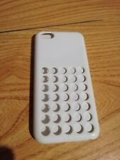 iPhone 5/5S White Plastic Case