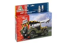 """Jeep Willys """"Follow Me"""" Kit 1:35 Italeri IT70390"""