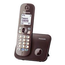 Panasonic KX-TG 6811 GA Funktelefon mit Freisprechfunktion Schnurlostelefon