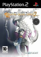 Ps2 jeu shin megami tensei Digital Devil saga 2 II article neuf