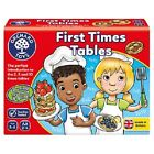 FIRST (2, 5 and 10 x ) TIMES TABLES Orchard Toys childrens  maths game  KS1 NEW