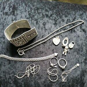 job lot silver scrap wear