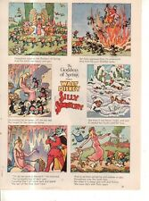 1934 Disney - Silly Symphony The Goddess of Spring from Good Housekeeping
