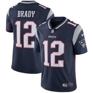 Nike Tom Brady New England Patriots Limited Jersey TC