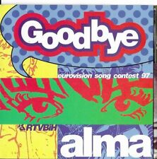 "Alma ""Goodbye"" Eurovision Bosnia and Herzegovina 1997 PROMO"