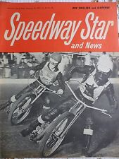 Speedway Star and News 12th December  1969