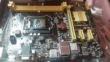Asus H81M-tarjeta madre (Socket 1150, PLUS Intel H81, DDR3, S-ATA 600, Micro ATX,